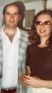 DJ Herbert Holler's mom and dad back in the day