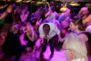 DJ Herbert Holler spinning a wedding in Venice!